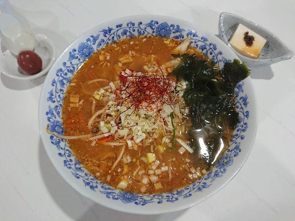 「味噌ラーメン 850円」@松一食堂の写真