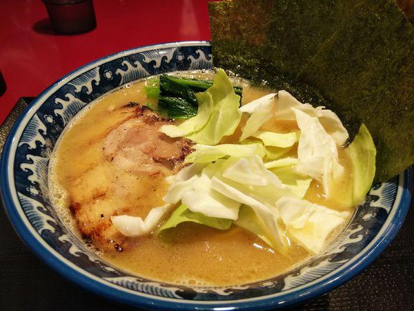 「豚骨醤油らーめん」@麺匠 佐蔵 FUBUKIの写真