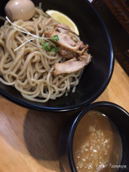 「つけ麺 中」@仁王の写真