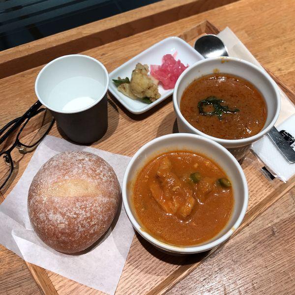 「スープストックセット」@Soup Stock Tokyo 京王府中店の写真