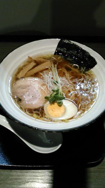 「白麒麟」@麺屋 麒麟の写真