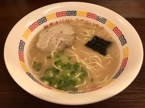 「ラーメン 450円」@丸星中華そばセンターの写真