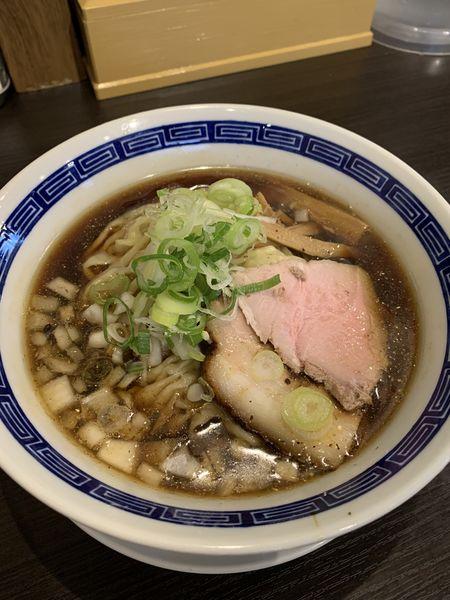 「煮干中華蕎麦 大 850円」@中華蕎麦 こばやの写真