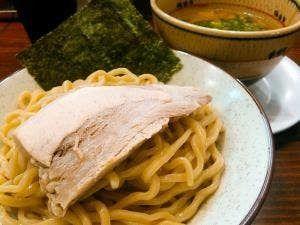 「つけ麺ゆず」@ラーメン無限大 船橋店の写真