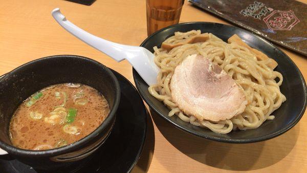 「つけ麺」@横浜家系ラーメン 道玄家 八千代緑が丘店の写真