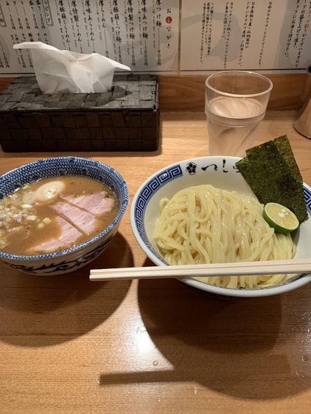 「特製濃厚つけ麺」@つじ田 日本橋八重洲店の写真