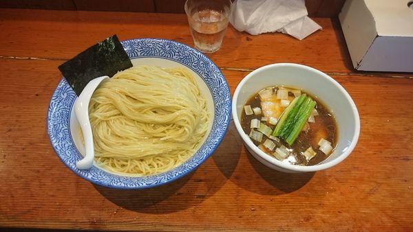 「濃厚昆布水の淡麗つけ麺醤油」@麺処 ほん田の写真