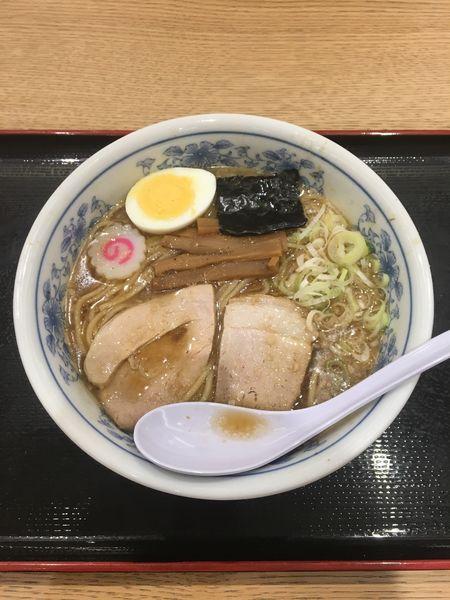 「中華そば 830円」@松戸富田麺桜の写真