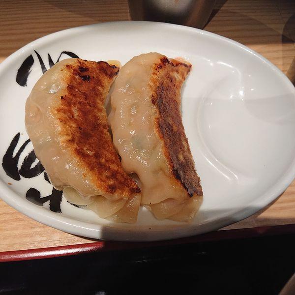 「特製濃厚つけ麺大1300円、心の味大餃子2ヶ280円他」@松戸富田麺業の写真
