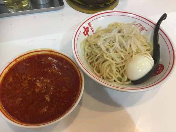 「冷し味噌ラーメン¥820」@蒙古タンメン 中本 大宮店の写真