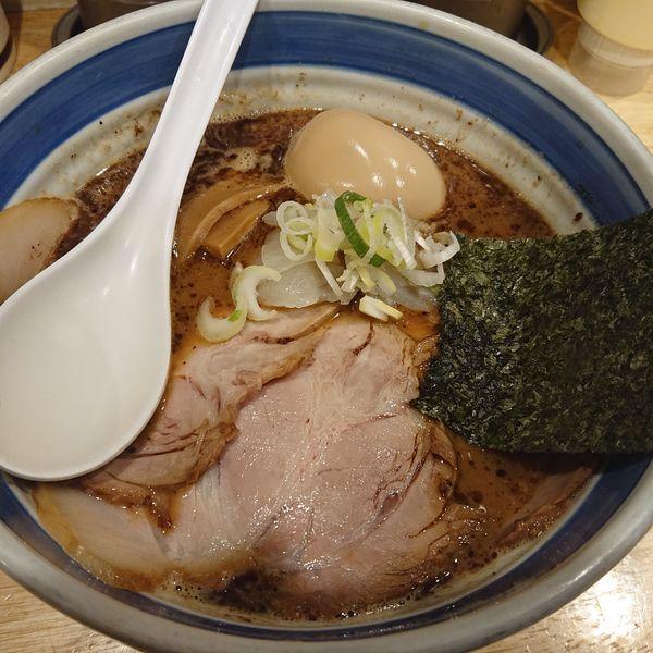 「特製ら~麺890円カツオ」@麺屋あらき 竈の番人の写真
