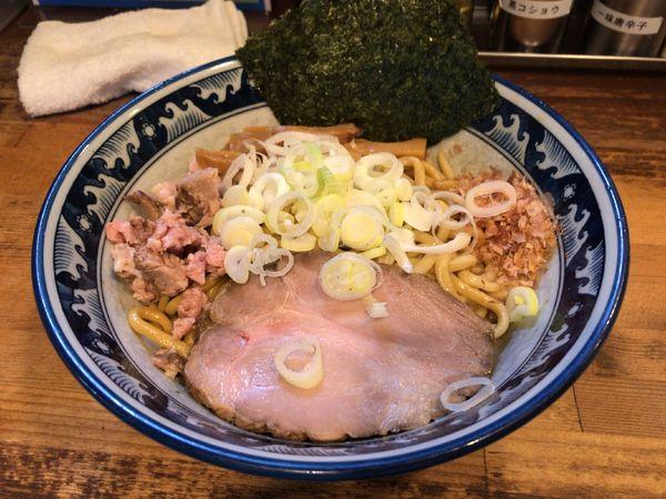 「油そば」@兎に角 松戸店の写真