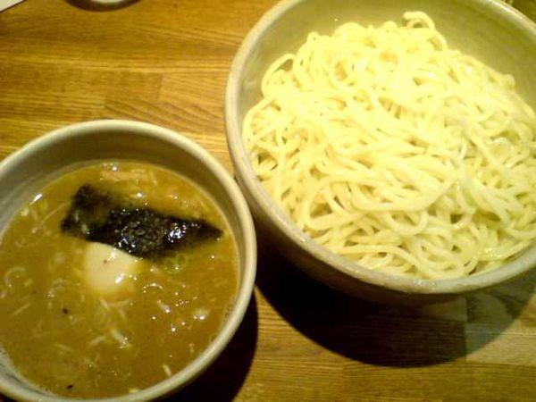 「味玉大盛りつけ麺 (1170円)」@麺屋吉左右の写真