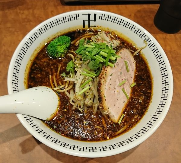 「スパイス・ラー麺(880円)」@スパイス・ラー麺 卍力 秋葉原店の写真