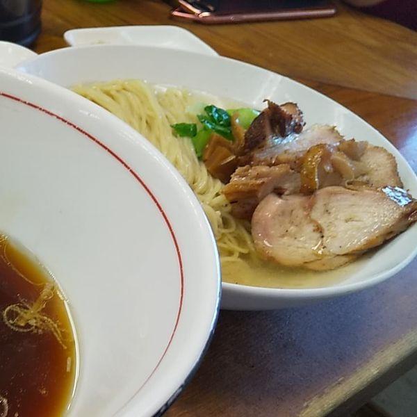 「#つけ麺 #850円」@らぁめん 夢の写真