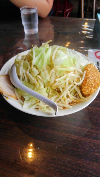 「ラーメン大(300g)」@麺屋 天海の写真