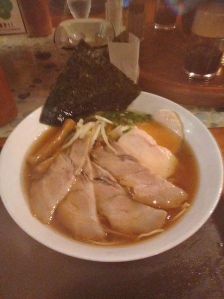 「ちゃーしゅーそば」@麺や食堂の写真