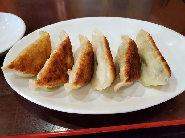 「焼き餃子」@中華 福苑の写真