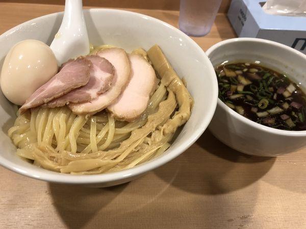 「特製つけ麺大盛」@らぁ麺 みうらの写真