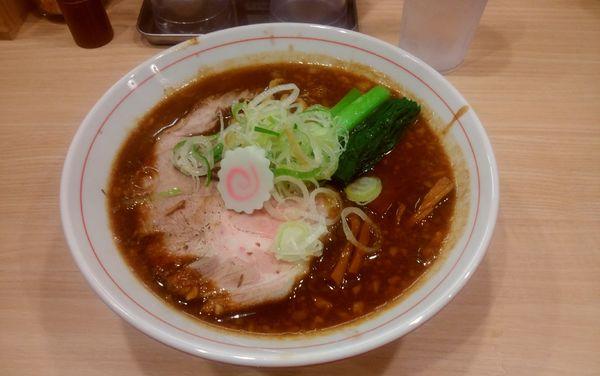 「六等星こってり 780円」@麺や 六等星の写真