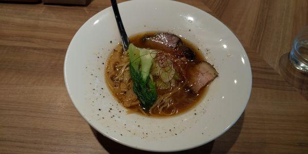 「のどぐろと宇和島産真鯛ラーメン」@Niiの写真