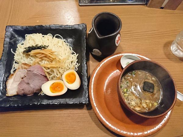 「上焼石麺せいろ(濃口酸味系)950円」@創新麺庵 生粋の写真