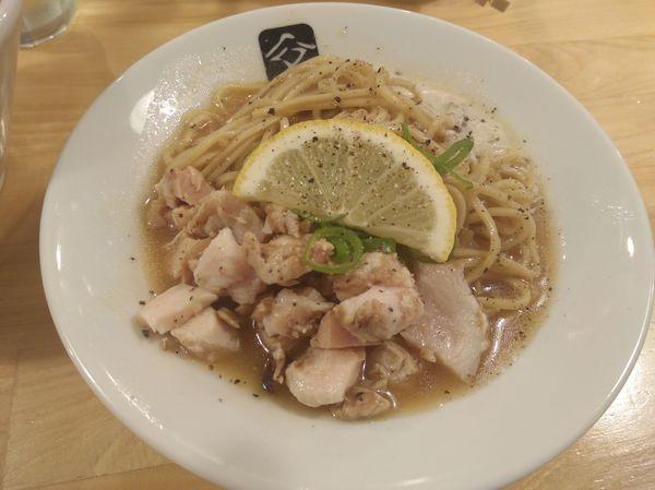 「和え麺 300円」@中華そば 髙野の写真