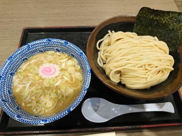 「つけめん(小)650円」@久臨の写真