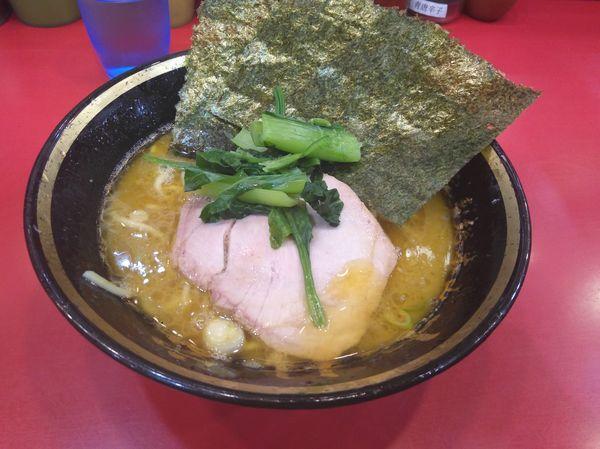 「ラーメン 710円」@家系総本山 吉村家の写真