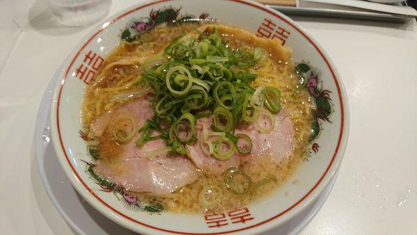 「京風醤油そば 770円」@IKR51with五拾壱製麺の写真