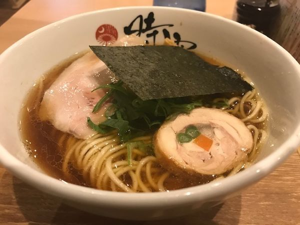 「中華蕎麦¥780」@中華蕎麦 時雨の写真