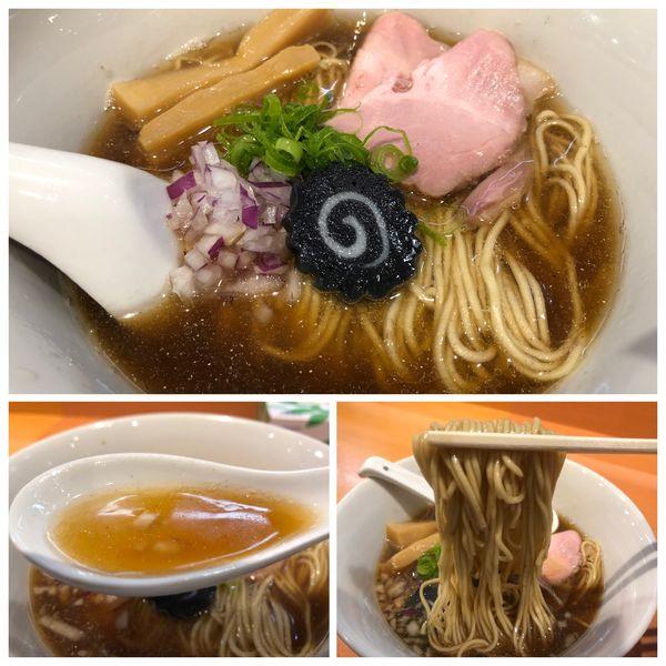 「のどぐろそば  1000円」@らぁ麺 はやし田 池袋店の写真