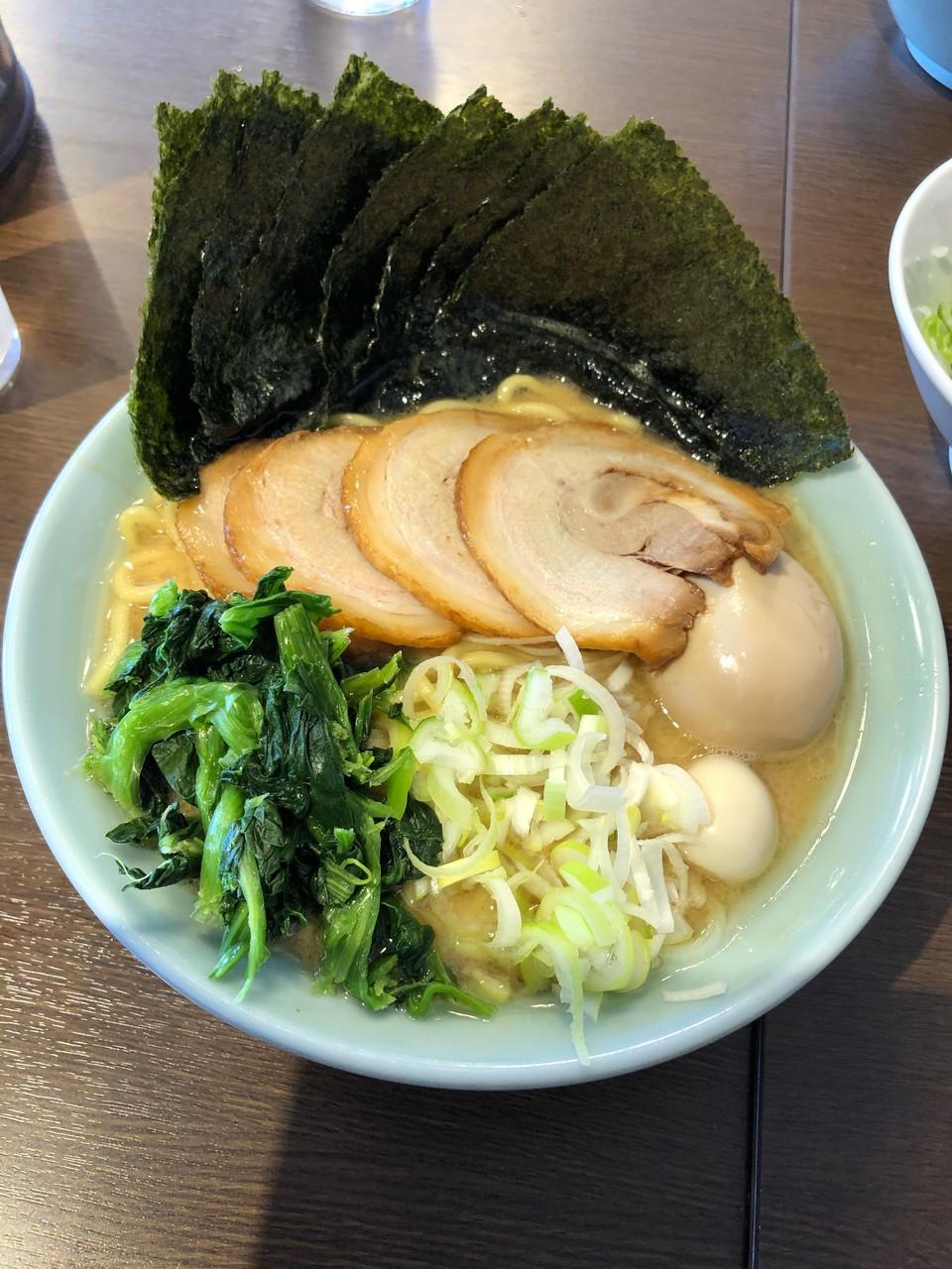横浜家系らーめん 松壱家 (甲府店) image