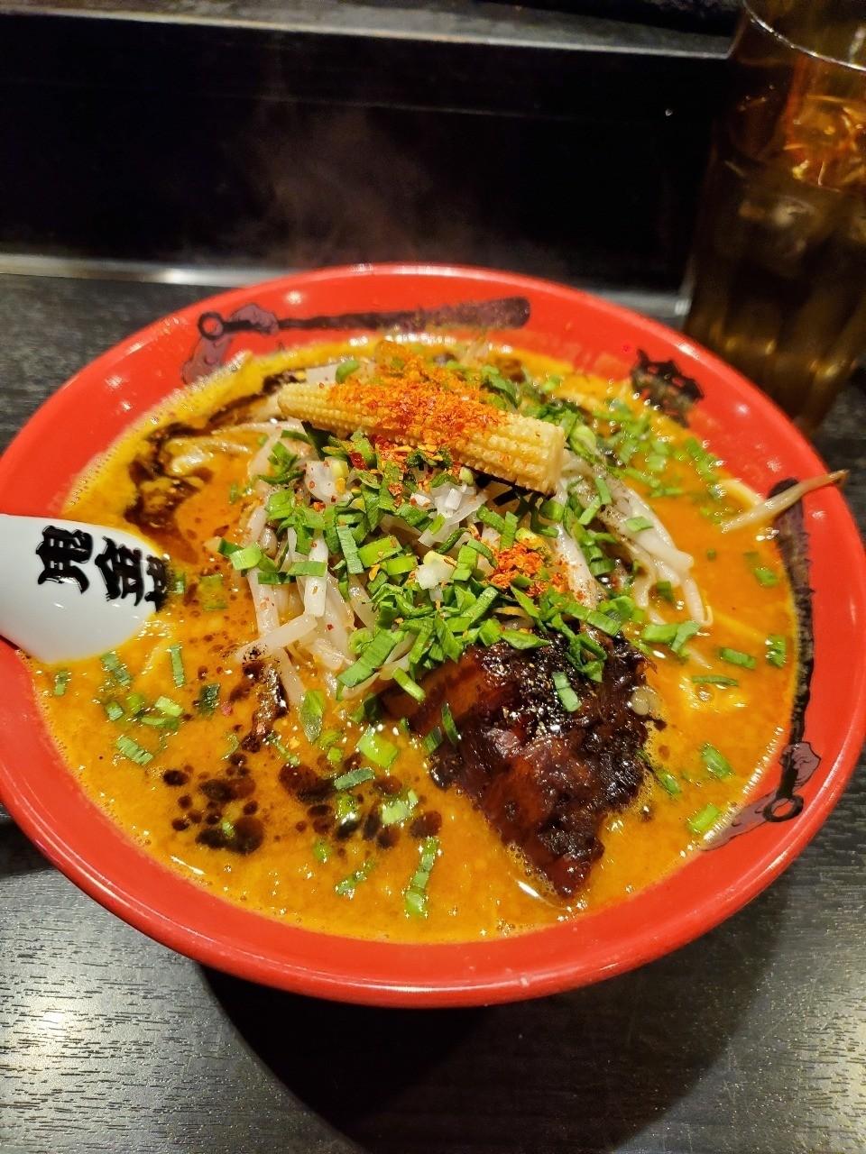 カラシビ味噌らー麺 鬼金棒 (池袋店) image
