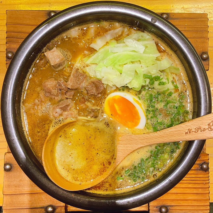 肉汁麺 牛ごろ極 image
